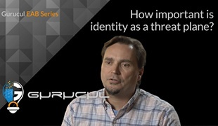 How important is identity as a threat plane