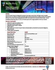 Gurucul-Premium Support Datasheet