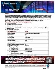 Gurucul-Standard Support Datasheet