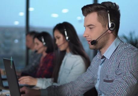 Call Center Surveillance