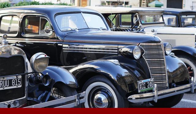 classic black cars