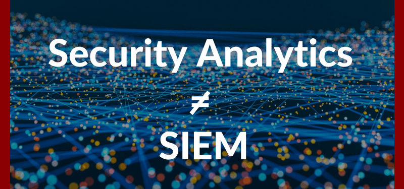 Security Analytics through cyber space