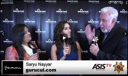 Saryu Nayyar Speaks with ASIS TV