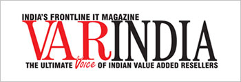 This is the Varindia magazine logo