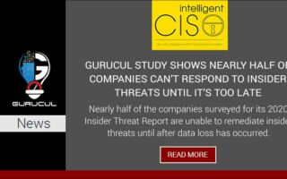 Gurucul Study Shows Nearly Half of Companies Can't Respond to Insider Threats Until It's Too Late