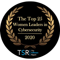Top Woman Leader in Cybersecurity for 2020