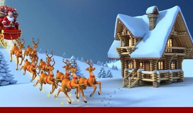 Blog Reindeer Tails