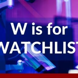 ABCs of UEBA: W is for Watchlist
