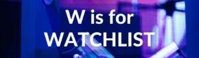 ABCs of UEBA: W is for Watchlist