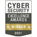 Cybersecurity Excellence Awards Winner-