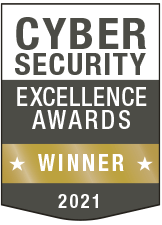 Cybersecurity Excellence Awards Winner