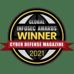 Global InfoSec Awards for 2021 Winner