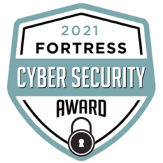 Fortress Cyber Security Award 2021