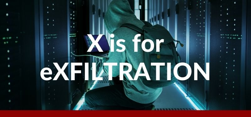 ABCs of UEBA: X is for eXfiltration